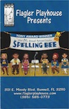 spelling bee playbill